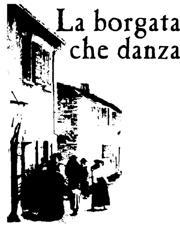 Logo La Borgata che danza