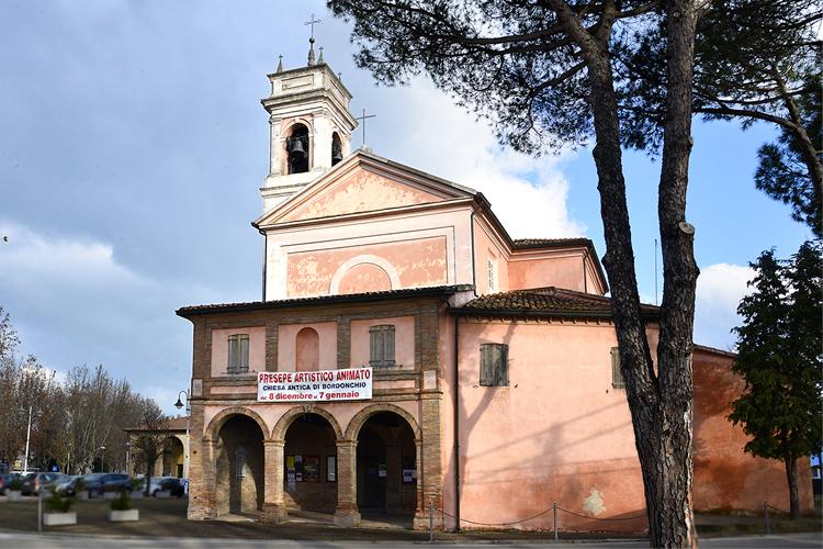 Chiesa di San Martino, Federica Giorgetti, 2018