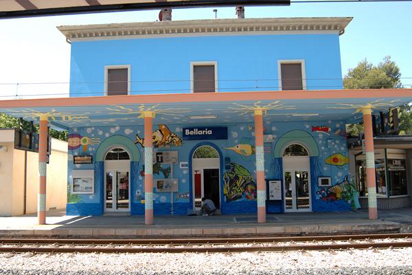 La Stazione ferroviaria, Nerio Zanzini, 2008