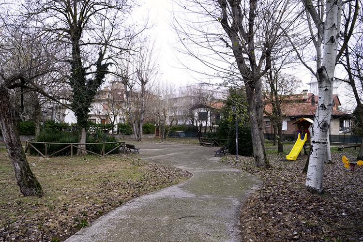 Parco dell'Alaterno, Federica Giorgetti, 2018