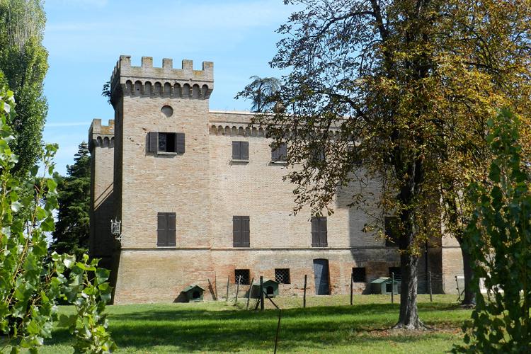 Castello Benelli, Silvia Cesari, 2018